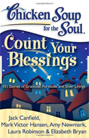 cover: chicken soup count your blessings