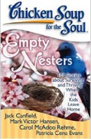 book cover: chicken soup empty nesters