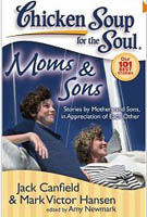 cover: chicken soup for the soul, moms and sons