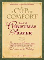 book cover: cup of comfort christmas prayer
