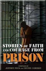 book cover: stories of faith and courage from prison